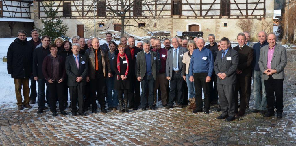 Teilnehmer der Ostthüringer Regionalkonferenz, Foto:ALF Gera