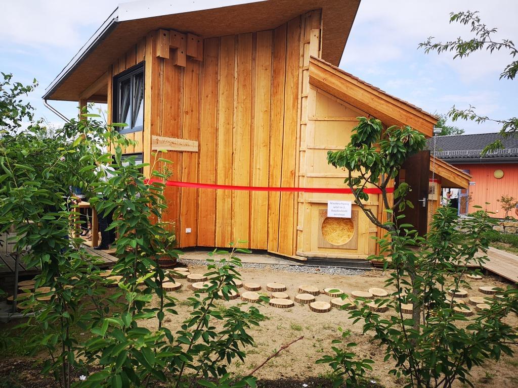 Forscher- und Entdeckerhaus in Höngeda, Foto: RAG Unstrut-Hainich e.V.