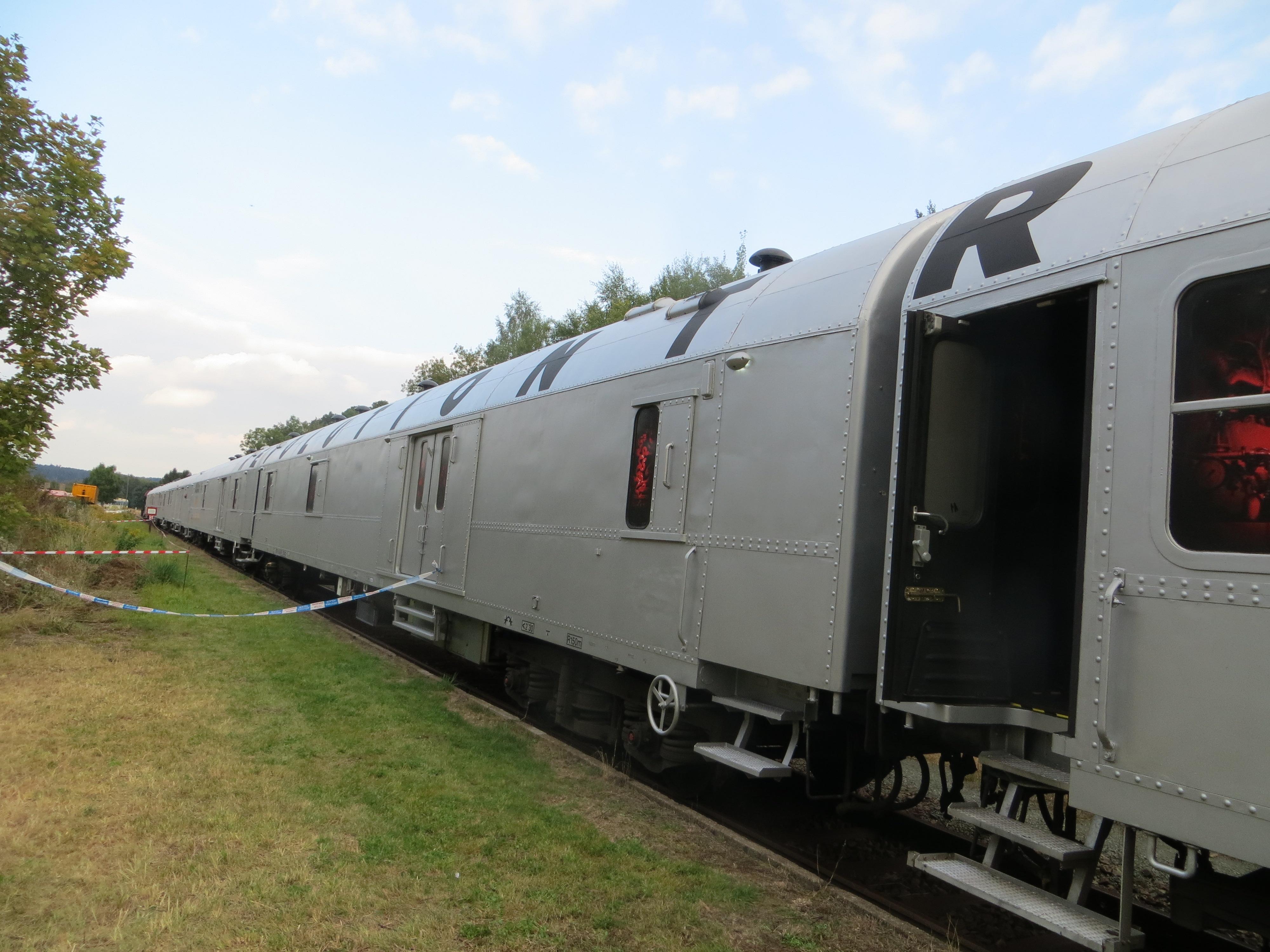 Revolution-Train 2017 (Alexander Pilling (öffentliche Führung))
