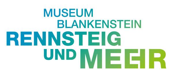 Museum Blankenstein Logo, Gemeinde Rosenthal am Rennsteig