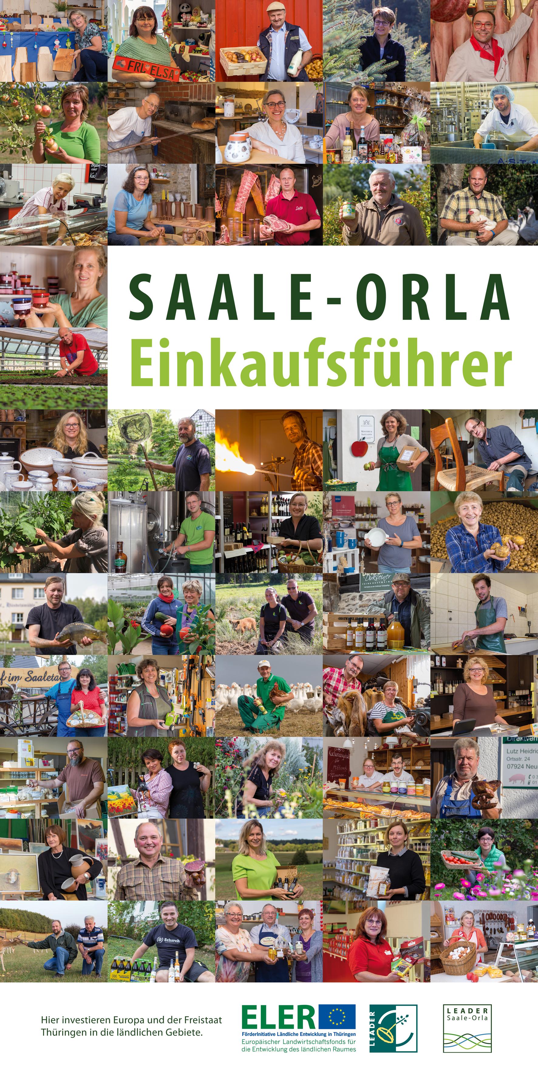 Einkaufsführer Titelbild, Anke Heelemann