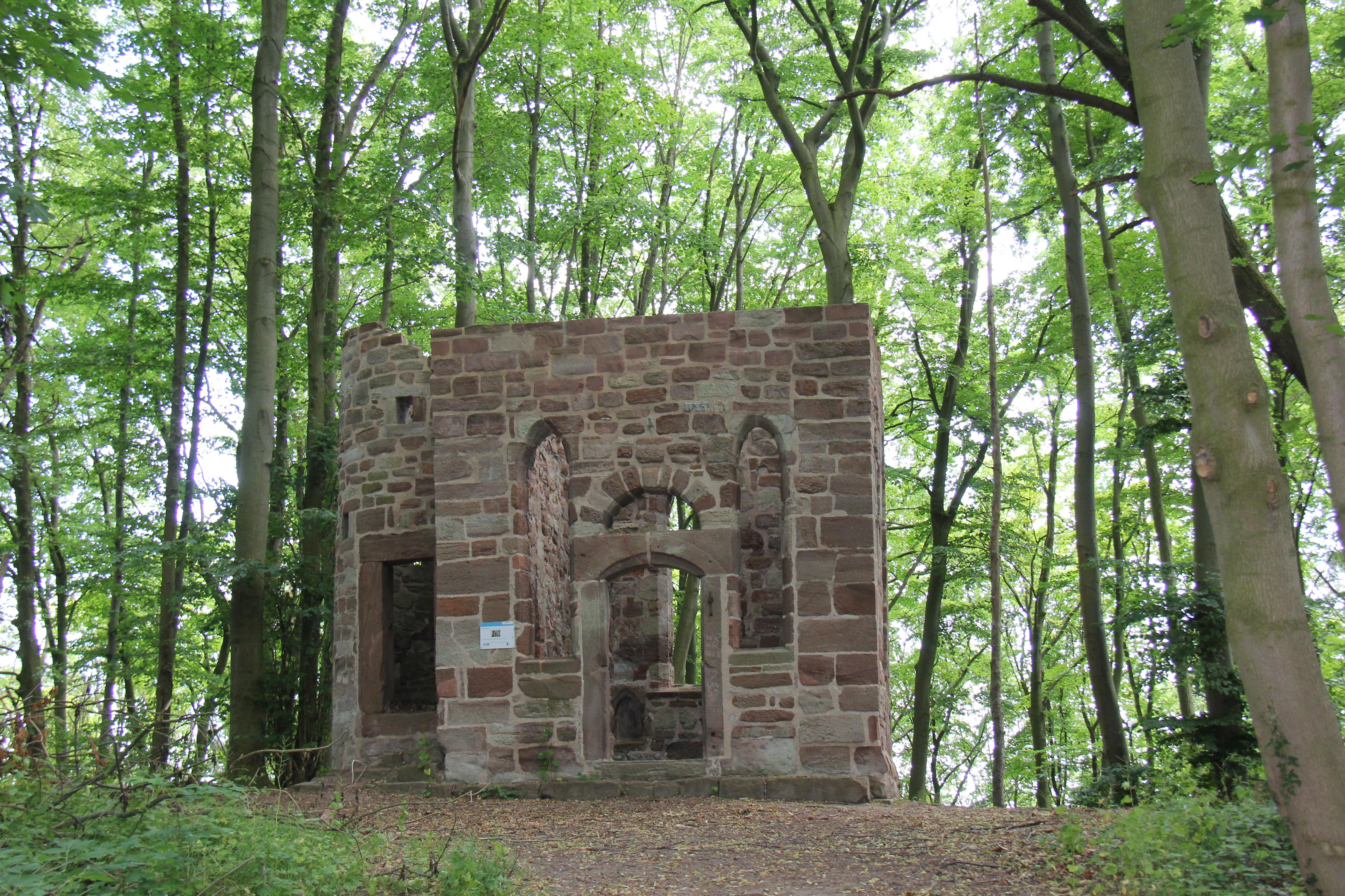 Burgkapelle St. Michael auf dem Rusteberg 2, Quelle: RAG Eichsfeld