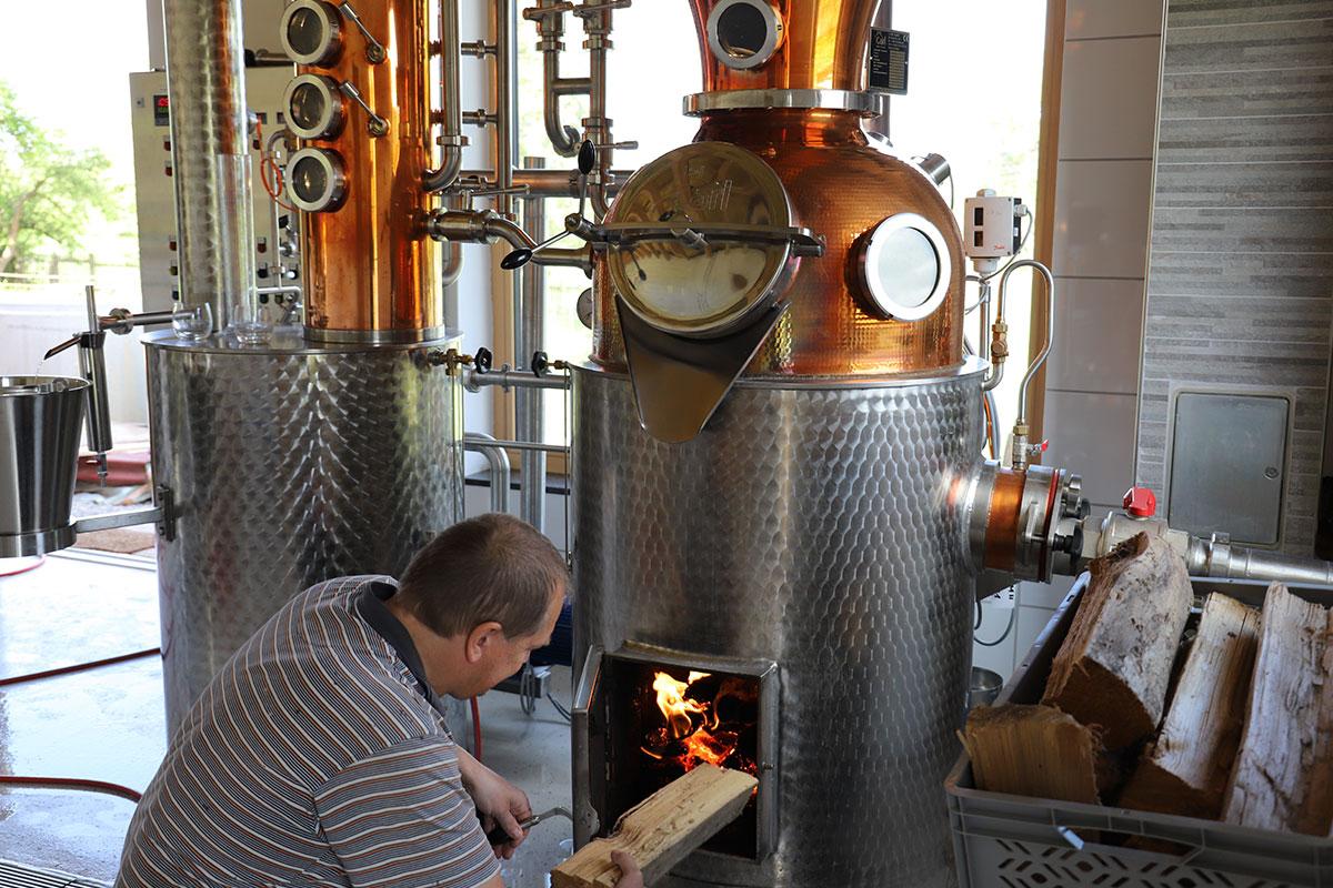 Brennerei Wartburgblick 2, Quelle: Frank Beck, Brennerei Wartburgblick GmbH